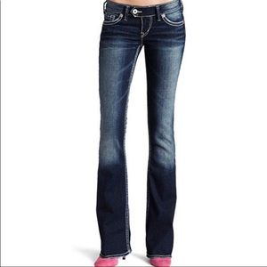 Silver Jeans Tuesday Jeans Blue 27